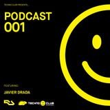 Javier Drada at We Love Techno 9/16/17
