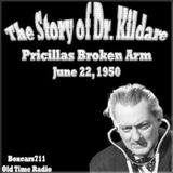 The Story Of Dr. Kildare - Pricilla's Broken Arm (06-22-50)