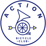 Biking in Winter with Charlotte from Action Bicycle Club
