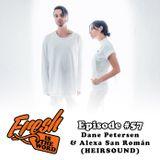 Episode #57: Dane Petersen & Alexa San Román (HEIRSOUND)
