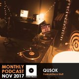 Funkymusic Monthly Podcast, Nov 2017 - Dj Qusok - Funky&Disco stuff