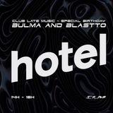 Club Late Music special birthday with Bulma & Blastto - 28/04/17