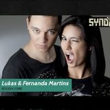 HardTechno/Schranz: Lukas + Fernanda Martins 4decks @ Syndicate Festival GERMANY OCT/2017