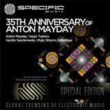 Anton Mayday–Specific Music Showcase 061 [26.05.2017]