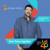 LOS40 Global Show, hoy invitada Dua Lipa (23/04/2017 - Tramo de 19:00 a 20:00)