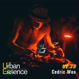 UE.39: Cedric Woo