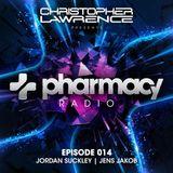 Pharmacy Radio 014 w/ guests Jordan Suckley & Jens Jakob