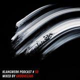 Klangwerk Radio Show - EP050  - Groovegsus (Total Groove)