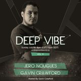 Gavin Crawford - Deep Vibe Vol.9 With Guest Jero Nougues