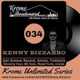 KENNY BIZZARRO - 034 - KROME UNLIMITED SERIES
