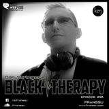 Franssu - Black Therapy EP096 on Radio WebPhre.com
