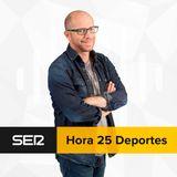 Hora 25 Deportes: Mal día para el deporte español (23/01/2018)