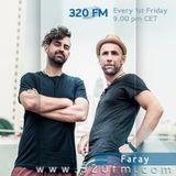 Faray @ 320 FM - January 2017