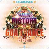 Talamasca - A Brief History of Goa Trance (mixed)