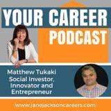 144 Matthew Tukaki Social Investor and Entrepreneur