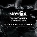 Drumcomplex & Kevin de Vries - 50/80 in Trier - 22.04.2017