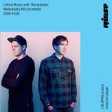 Critical Sound no.49 | The Upbeats | Rinse FM | 06.12.17