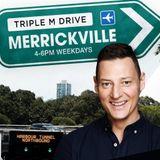 Merrick says goodbye