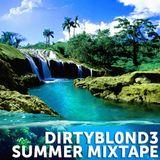DirtyBl0nd3 - Summer mixtape !