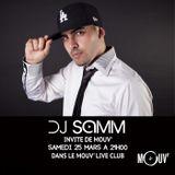 Dj Samm Mix @ Mouv' Radio