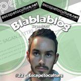 Blablablog #22 - Fabien et le blog Escapetoculture