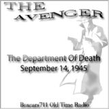 The Avenger - The Department Of Death (09-14-45)