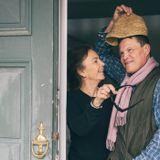 Scener ur ett annat äktenskap: Inese och Per Morberg