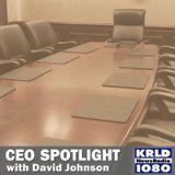 David Johnson CEO  Spotlight with Stream President and CEO Larry Mondry