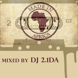 Made In Africa (Spring Afrobeats Mix)
