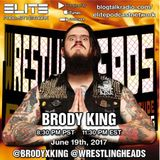 #WHRADIO: Brody King (@BrodyXKing) LIVE + WWE Money in the Bank 2017 Aftermath