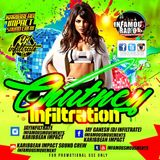 Jay Infiltrate - Chutney Infiltration (sample) - INFAMOUSRADIO.COM