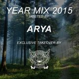 YearMix 2015 Hosted By ΛRYA Feat. Om Ranga,Quorro & The Dischargers