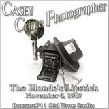 Casey Crime Photographer - The Blonde's Lipstick (11-06-47)