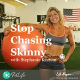 61: Dinner Rush Cookbook with April Reigart – Stop Chasing Skinny Podcast