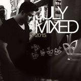 MOSHIC live July Mix 2015
