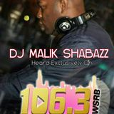 "DJ MALIK SHABAZZ Live on 106.3 FM ""The Basement"" - March 25th, 2017"