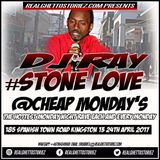 DJ RAY AT CHEAP MONDAYS 24TH APRIL 2017