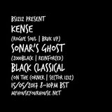 BS1212 Kense, Sonar's Ghost & Black Classical