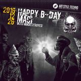 Happy B-Day Maci | With Mindestroyer