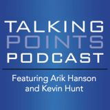 Talking Points #80 - 12/11/17 (Interview: Mykl Roventine)