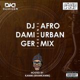 Afro urban mix