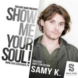 SOULSIDE RADIO CLUB SAMY K Exclusive Guest Mix Session 11 2017