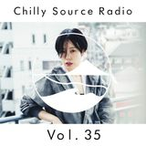 Chilly Source Radio Vol.35 V.CHiLL , FrontRhyme Guest mix