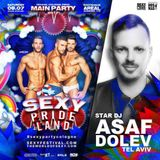 Asaf Dolev - SEXY Pride Land Podcast