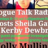 Rogue Talk Radio with guest Holly Mullins