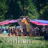Saphear   Calea Lactee Stage   Waha Festival 2017