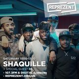 DamnShaq on Reprezent Radio: 86 (@86ixMusic)
