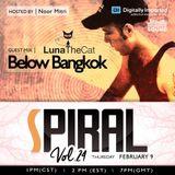 Underground Sound Presents Spiral Vol.24 With Guest Below Bangkok