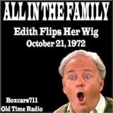 All in the Family - Edith Flips Her Wig (10-28-72) AUDIO ONLY