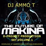 DJ AMMO T D PROJECT PRODUCTION MIX TURBO SET 185 BPM 10-11-2017